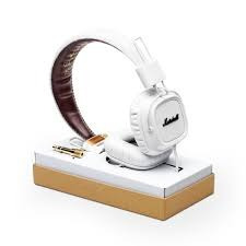 marshall fone ouvido headphone
