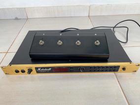 Marshall Jmp-1 (pre-amp Valvulado) Com Footswitch Original