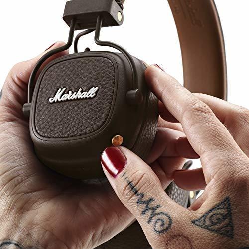 marshall major 3 auricular inalambrico bluetooth bxjj