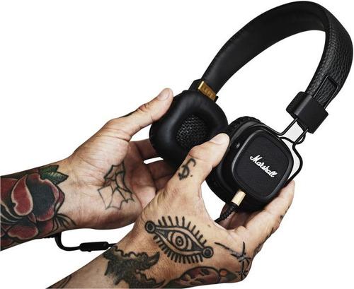 marshall major ii 2 auricular micrófono control new 2017