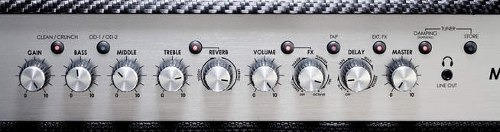 marshall mg101 cfx amplificador de guitarra 100w con efectos