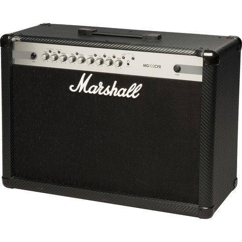 marshall mg102cfx combo amplificador para guitarra de 100 w