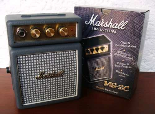 marshall micro amp ms-2c (orange fender roland peavey mesa)