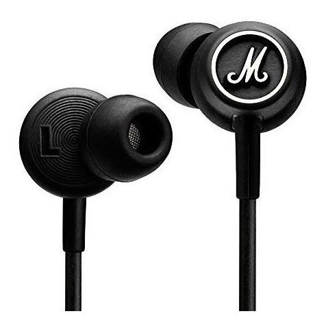 marshall mode black audífonos manos libres
