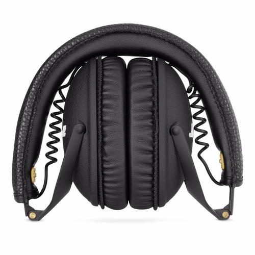 marshall monitor bluetooth audífonos over ear negro