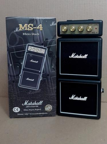 marshall ms-4 microstack  (fender orange peavey roland mesa)