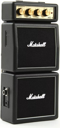 marshall ms 4 mini amplificador ms4 portatil ms-4