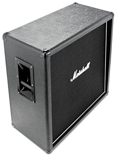 marshall mx412b gabinete recto 4x12 speaker cabinet range