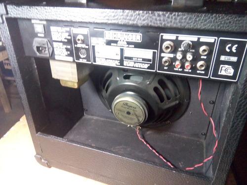 marshall no behringer vtone gmx110 guitarra amplificador