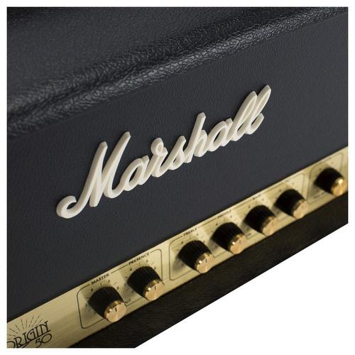 marshall ori50h amplificador cabezal de 50 watts de bulbos