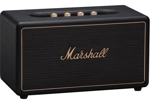 marshall parlante stanmore wifi multiroom color negro