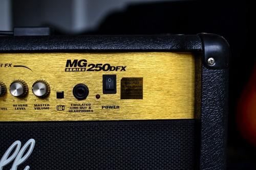 marshall series mg 250dfx