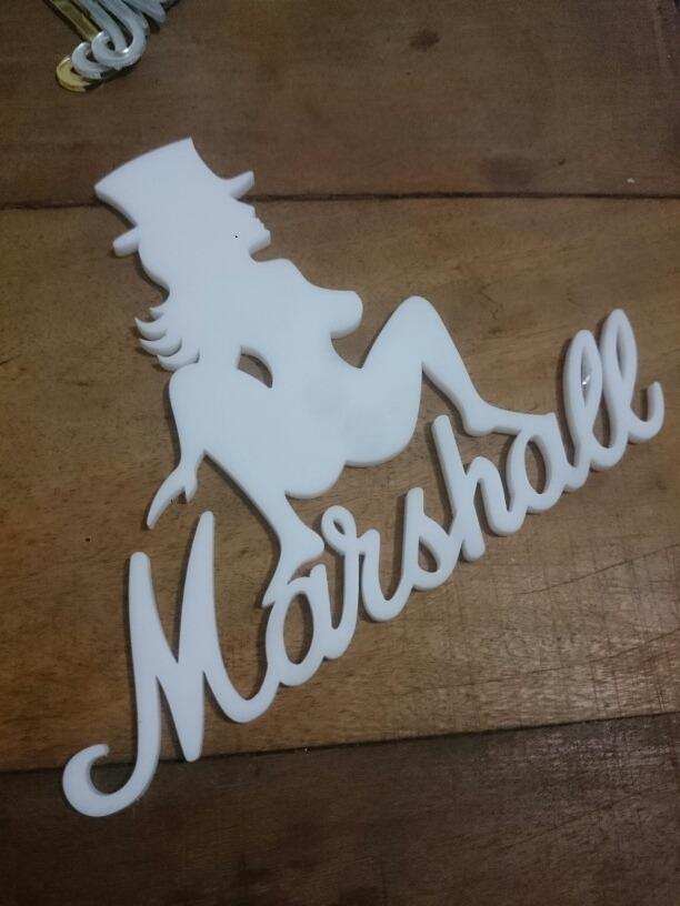 Marshall Slash Logo Arthurtorok - R  69 7ff08512e3806