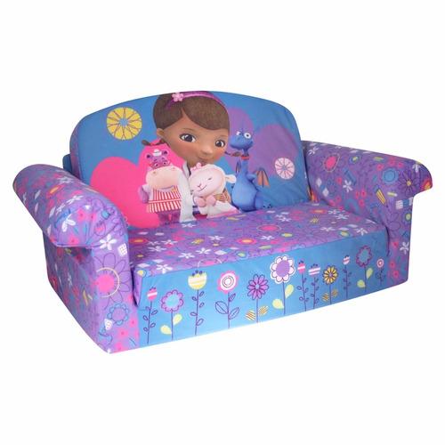 Disney Doc Mcstuffins Flip Open Sofa
