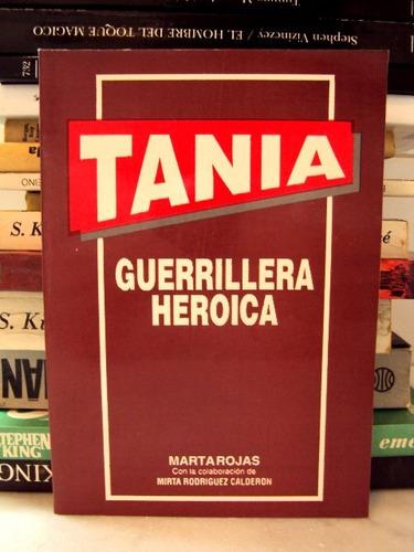 marta rojas, tania. guerrillera heroica - c03