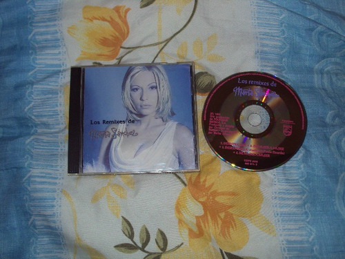 marta sanchez los remixes cd