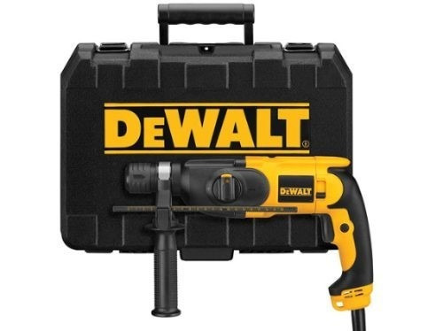 martelete dewalt dwd25023k 220v maleta 650watts
