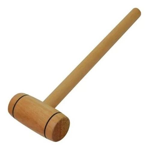 martelo de madeira para bater pneu caminhão ônibus carreta