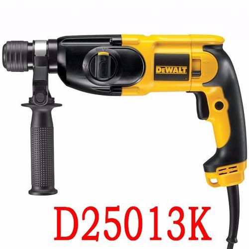 martelo perfurador rompedor 650w  dewalt d25013k 220 v