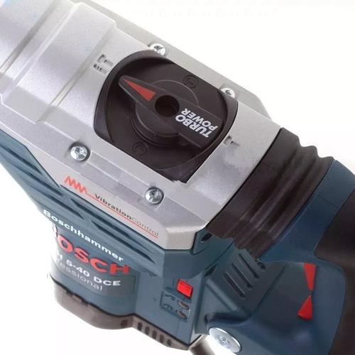 martelo perfurador rompedor bosch gbh 5-40 dce 220v maquifer