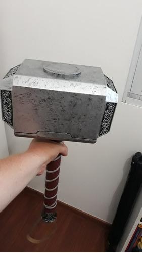 martelo thor para colecionadores