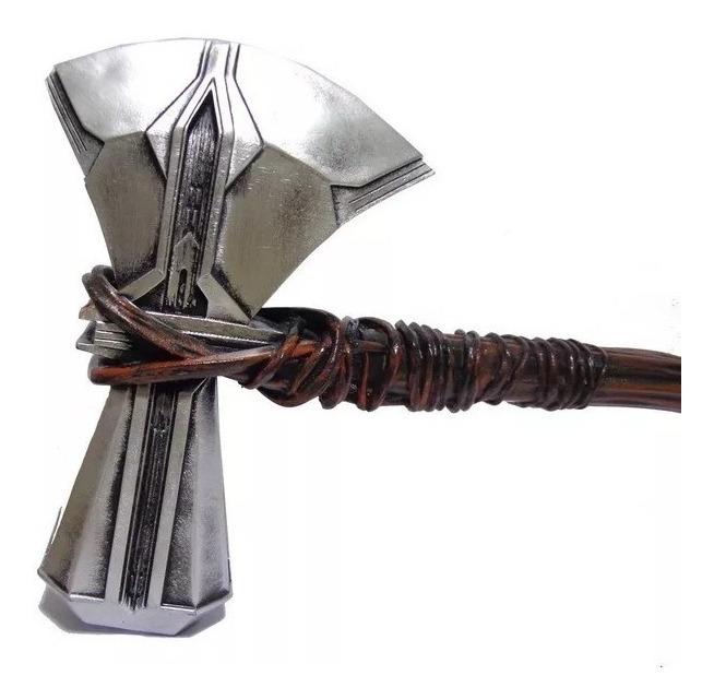 Martelo Thor Stormbreaker Ragnarok Marvel Avengers Machado