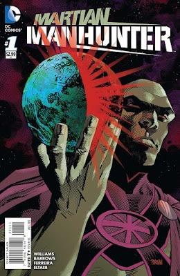 martian manhunter vol 4 cómics digital español