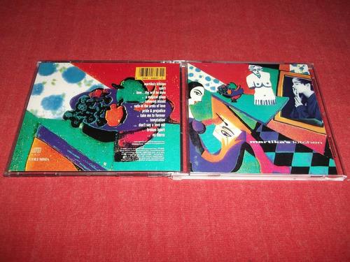 martika - martika's kitchen cd imp ed 1991 mdisk