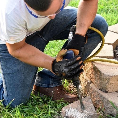 martillo cincelador neumático campbell hausfeld xt1010