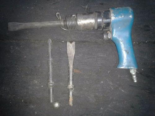 martillo cincelador usado