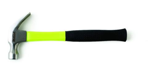 martillo con mango de fibra de vidrio 16oz bestly 206-001-16