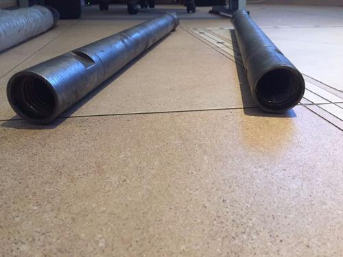 martillo de fondo de 60 mm 2 pulgadas stenuick coredril