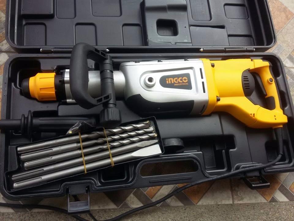 Martillo Demoledor 1700w Industrial Marca Ingco - U$S 550,00 en ...
