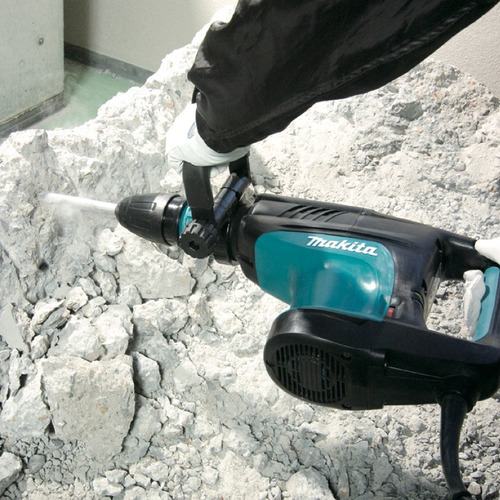 martillo demoledor adapatdo para sds-max 1510 w hm1203c