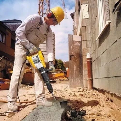 martillo demoledor dewalt d25899k 1500w sds max 25j