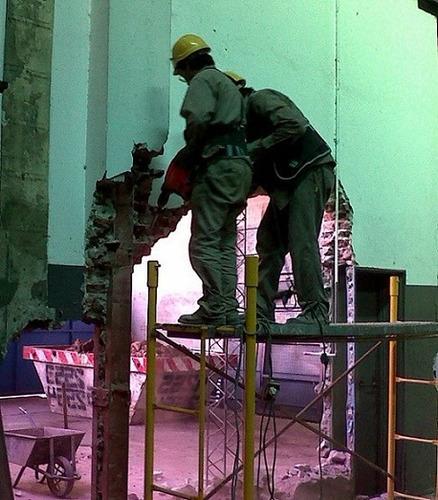 martillo demoledor electrico alquiler herramienta martillete