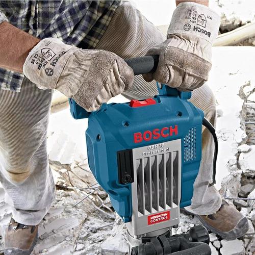 martillo demoledor hexagonal bosch gsh 16-28 1750w 41 j