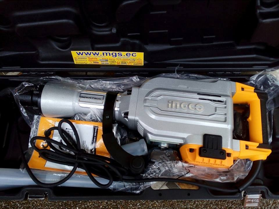 Martillo Demoledor Industrial Marca Ingco Modelo Pdb17008 - U$S 345 ...