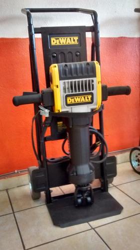 martillo demoledor marca dewalt 30kg mod. d25980-b3 nuevo
