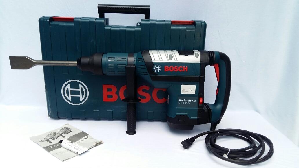 Martillo Demoledor Perforador Bosch Gbh 8-45 Dv Dewalt - $ 14,500 00