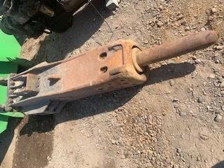 martillo hidraulico