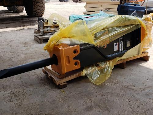 martillo hidraulico american crush 312 nuevo 2017