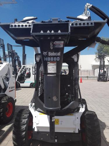 martillo hidráulico bobcat hb880 vegusa maquinaria