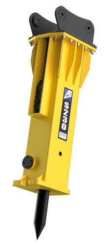 martillo hidraulico britanico s230 excavadora nuevo garantia