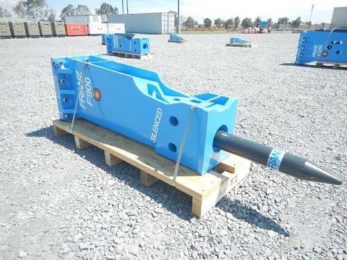martillo hidraulico franz f900 para excavadoras 312 o 315