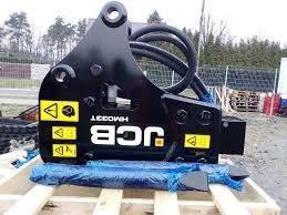 martillo hidraulico jcb hm033t retroexcavadora combinada