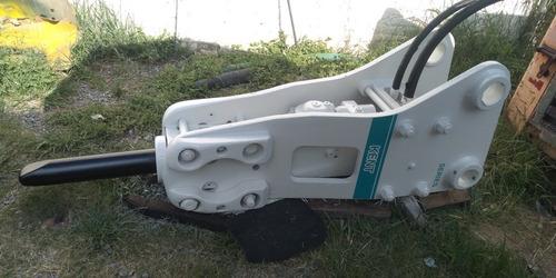 martillo hidraulico kent para excavadora 330 o 336 cat