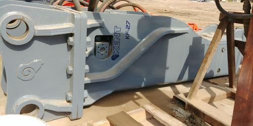 martillo hidraulico marca kent kf27 nuevo