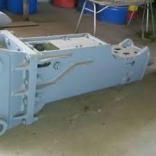 martillo hidraulico marca komac kb 2000