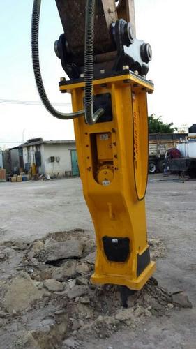 martillo hidraulico marca mega 320 para excavadora nuevo